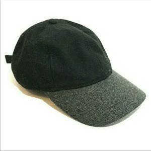 J Crew color block baseball cap